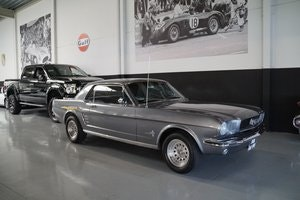 Picture of FORD MUSTANG Coupe Dutch Registration (1966) SOLD