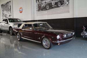 Picture of FORD MUSTANG 289 V8 Convertible (1966) Top condition! For Sale