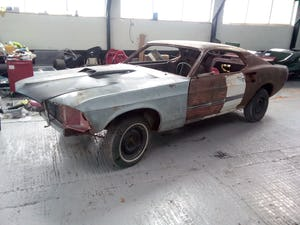 1969 Mustang Mach 1 428 Cobra Jet Project For Sale (picture 1 of 12)