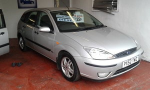 Picture of 2002 FORD 5 DOOR FOCUS TURBODIESEL SOLD