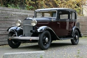 Picture of Ford Model B Fordor, 1934 SOLD