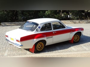 1968 Ford Escort Mk1 Twin Cam signed by J.M. Latvala  For Sale (picture 2 of 6)