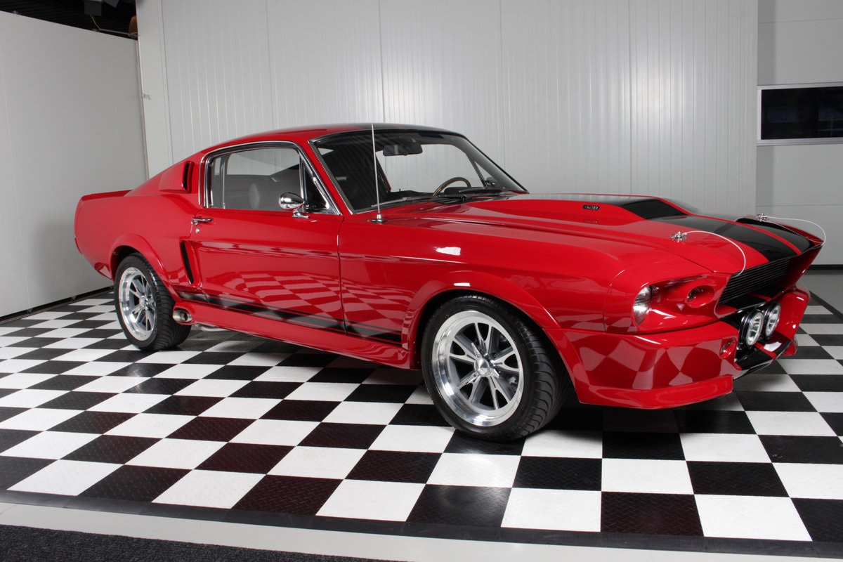 1967 Eleanor GT500E Supersnake 4 speed ! For Sale (picture 1 of 6)