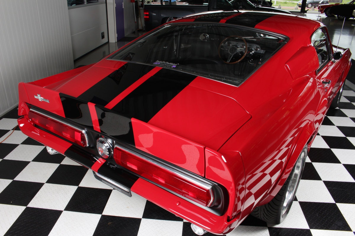 1967 Eleanor GT500E Supersnake 4 speed ! For Sale (picture 6 of 6)