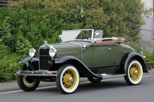Picture of Ford Model A Roadster, 1931 SOLD