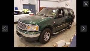 Picture of 1999  ford expedition 5.4 v8 lhd 25000 miles only one owner f