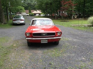 1966 Ford Mustang Coupe (East Stroudsburg, PA) $23,500 obo For Sale (picture 2 of 6)