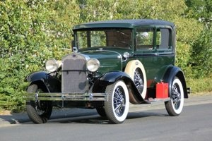 Picture of Ford Model A Tudor LHD, 1930 SOLD