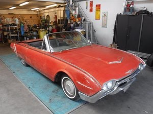 Picture of 1950 Ford Thunderbird Convertible '50 (to restore) For Sale