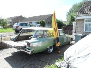Galaxie Country Sedan 1963 Long Roof Wagon For Sale (picture 1 of 12)