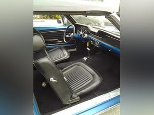 1968 Ford Mustang Convertible (West Windsor, VT) $32,500 obo For Sale (picture 4 of 6)
