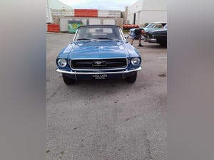 1968 Ford Mustang Convertible (West Windsor, VT) $32,500 obo For Sale (picture 5 of 6)