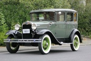 Picture of 1930 Ford Model A Fordor  SOLD