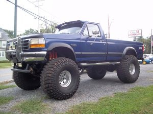 Picture of 1996 Ford F350 4X4 Monster Truck SOLD