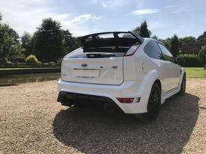 2010 *NOW SOLD* Ford Focus RS For Sale (picture 6 of 6)
