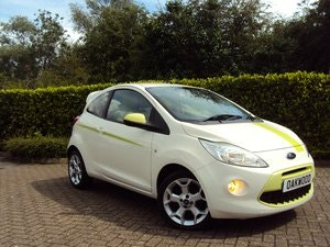 Picture of 2010 A STUNNING & RARE FORD KA 1.2 DIGITAL 'Individual' For Sale