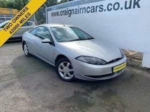 Picture of 1999 FORD COUGAR 2.0 16v Two Owners 42000 Miles FSH For Sale
