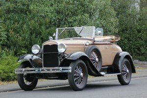 Picture of Ford Model A Roadster De Luxe, 1931 SOLD