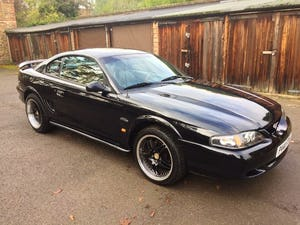 1997 Ford Mustang GT 4.6 V8 Auto SN95 For Sale (picture 4 of 6)