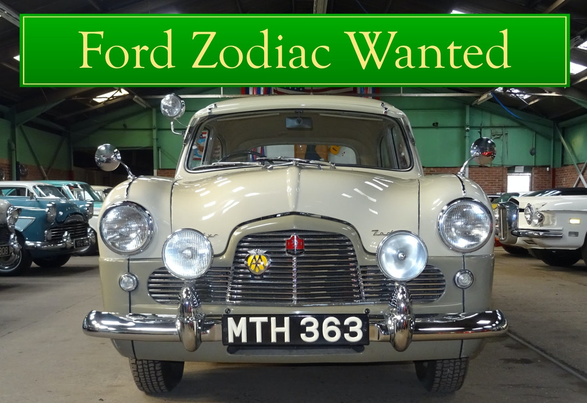 FORD ZODIAC MK2 WANTED, CLASSIC CARS WANTED, INSTANT PAYMENT (picture 3 of 6)