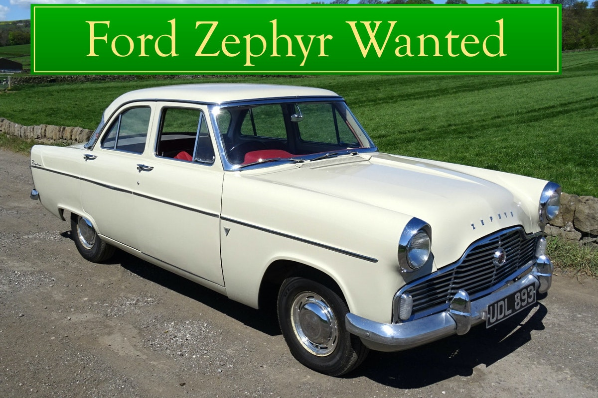 FORD ZODIAC MK2 WANTED, CLASSIC CARS WANTED, INSTANT PAYMENT (picture 4 of 6)