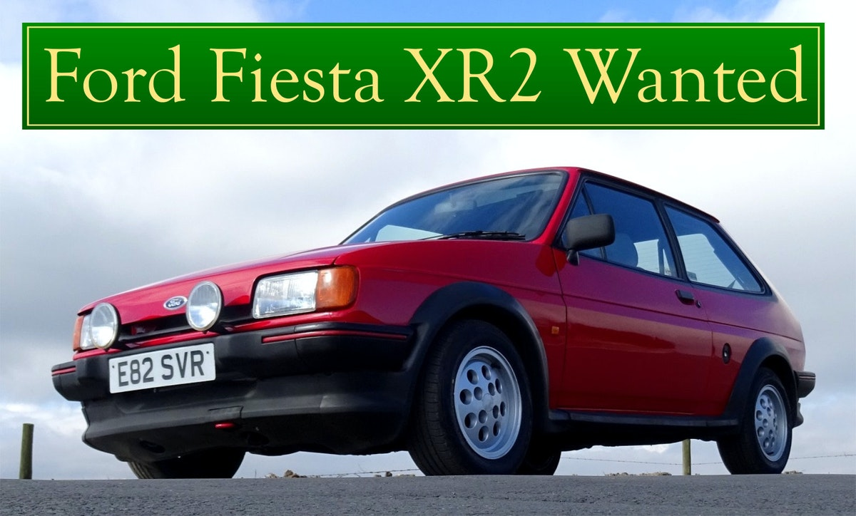 1985 FORD FIESTA XR2 WANTED, CLASSIC CARS WANTED,QUICK PAYMENT (picture 1 of 6)