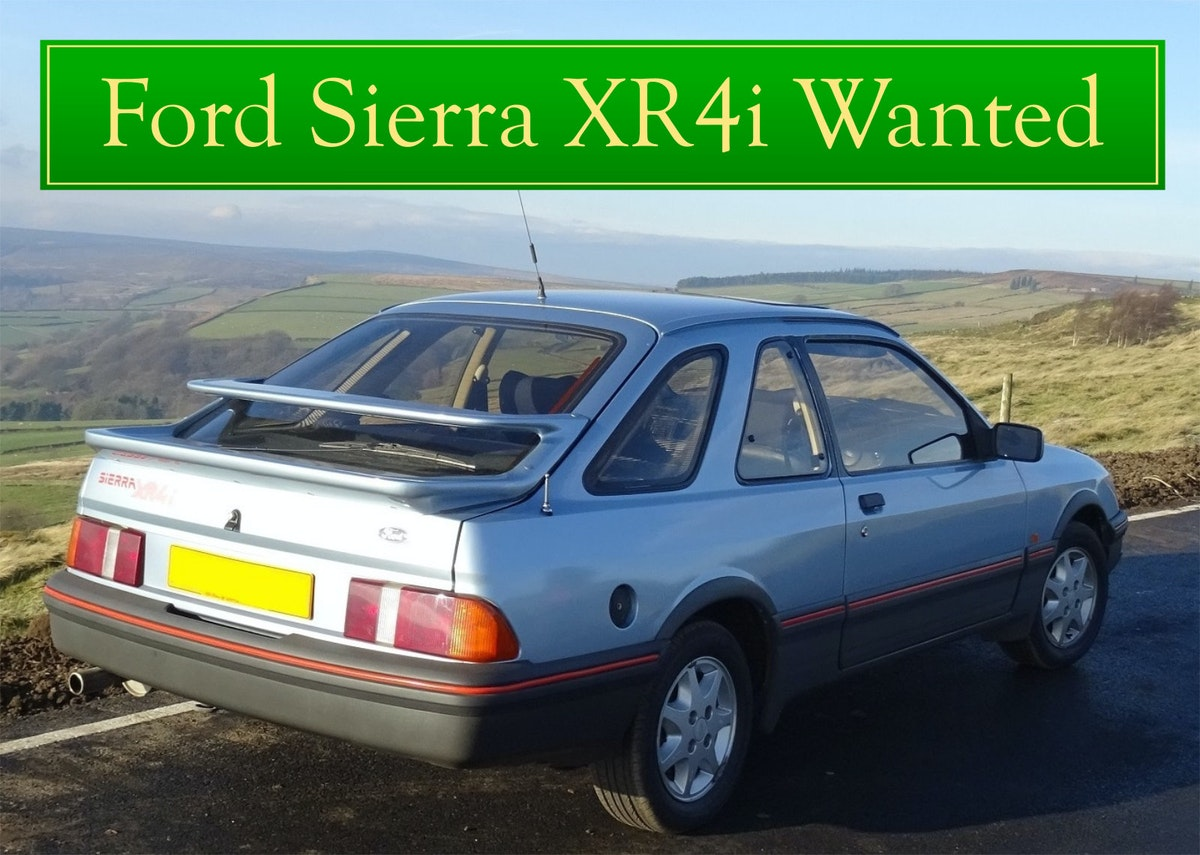 1985 FORD FIESTA XR2 WANTED, CLASSIC CARS WANTED,QUICK PAYMENT (picture 3 of 6)