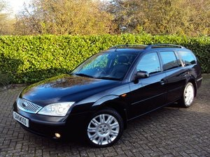 Picture of 2001 WOW!! Ford Mondeo 2.0 TDDi Ghia X Estate *NOW SOLD* For Sale