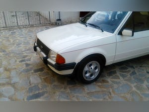 1985 MK 3 XR3i In original condition Low mileage For Sale (picture 4 of 6)