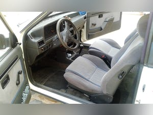 1985 MK 3 XR3i In original condition Low mileage For Sale (picture 6 of 6)