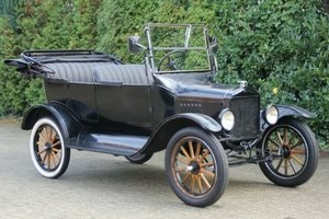 Picture of Ford Model T Phaeton Tourer, 1922, LHD SOLD