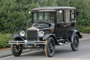 Picture of Ford Model T Fordor, 1924, LHD SOLD
