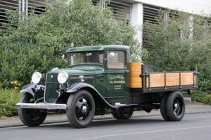 Picture of 1934 Ford Model BB V8 Truck, LHD SOLD
