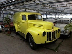 Picture of Ford Panel Truck 1947 For Sale