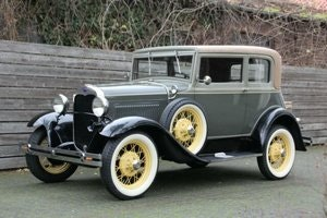 Picture of Ford Model A Victoria, LHD, 1930 SOLD