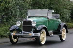 Picture of Ford Model A Roadster, 1928, LHD, TÜV+H! SOLD