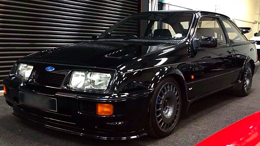 1987 FORD SIERRA RS500 COSWORTH GENUINE PRISTINE + ULTIMATE SPEC For Sale (picture 4 of 6)
