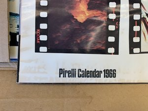 Picture of Pirelli Calander 1966 Used For Sale