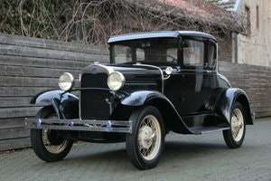 Picture of Ford Model A Coupe, 1930 SOLD