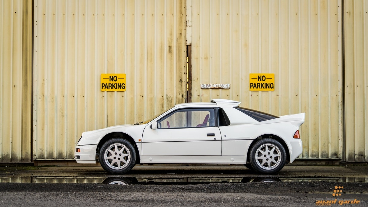 1986 Ford RS200 Fun & Fast Rally Car Rare 1 of 148 made For Sale (picture 2 of 6)