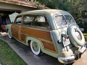 1950 Ford Woody Wagon Country Squire (Round Rock, TX) For Sale (picture 1 of 6)