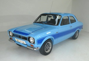 Picture of 1974 FORD ESCORT MK1  RS2000 FROM A MOTORING ICONS COLLECTION SOLD