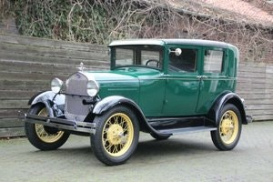 Picture of Ford Model A Fordor Briggs 60-C, 1929 SOLD