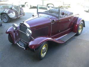 1931 ALL STEEL BLOWN V8 CALIFORNIA HOTROD SINCE 1959.SOLD For Sale (picture 1 of 6)