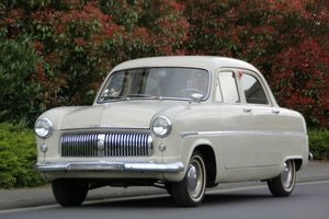 Picture of Ford Consul, 1954, LHD, first paint, 54.000 Km SOLD