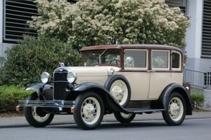 Picture of Ford Model A (Briggs) Fordor, 1931 SOLD