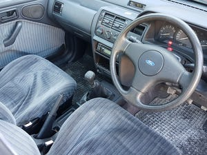 1992 Ford Orion 1.6 LX Manual. 2 Owners 47K Miles. For Sale (picture 3 of 6)