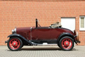 Picture of Ford Model A Cabrio, 1930 SOLD