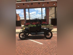 1914 Ford Model T Roadster For Sale (picture 1 of 6)