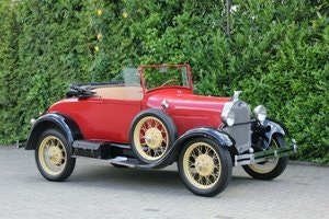 Picture of Ford Model A Roadster, 1928 SOLD